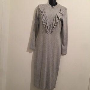 H&M midi length dress